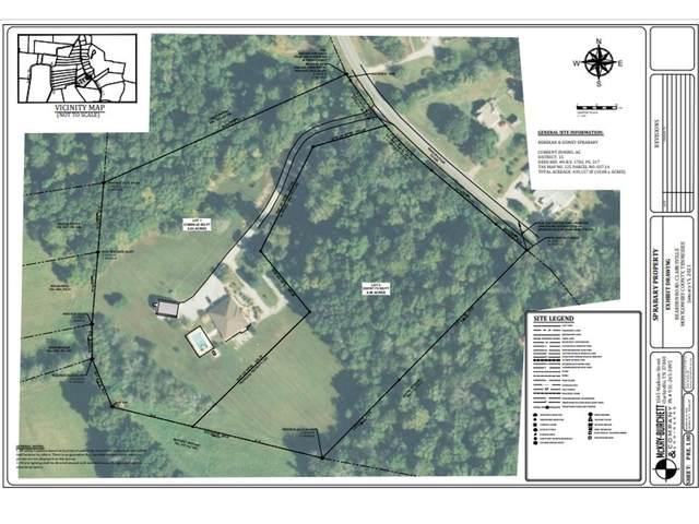 2350 Bearden Rd, Clarksville, TN 37043 (MLS #RTC2243967) :: The Miles Team | Compass Tennesee, LLC