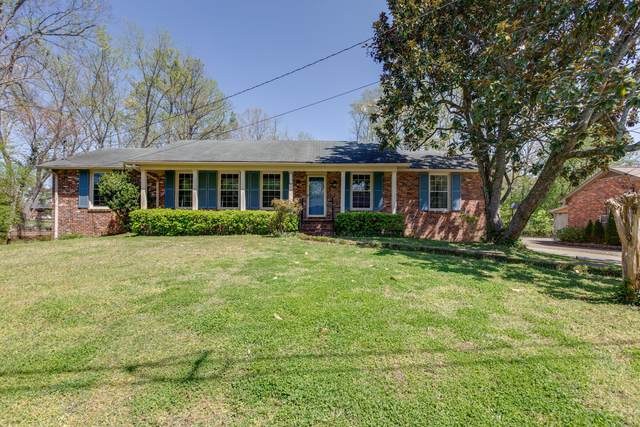 6307 Percy Dr, Nashville, TN 37205 (MLS #RTC2244015) :: Kenny Stephens Team