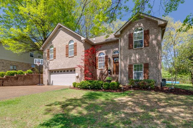 107 Bentree Dr, Hendersonville, TN 37075 (MLS #RTC2244029) :: Keller Williams Realty