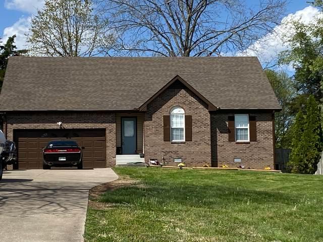 981 Trey Phillips Dr, Clarksville, TN 37042 (MLS #RTC2244055) :: Team Jackson | Bradford Real Estate