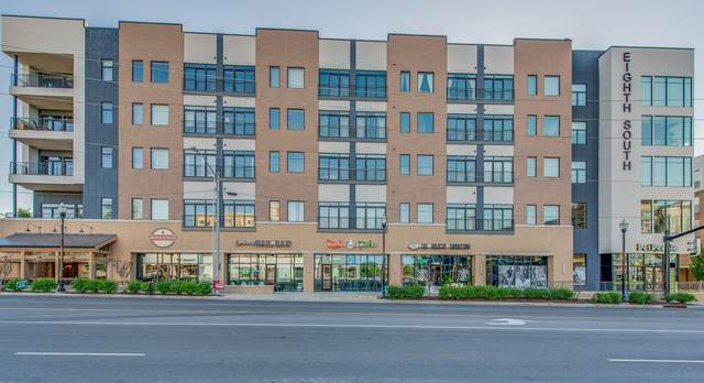 2407 8th Ave S #206, Nashville, TN 37204 (MLS #RTC2244064) :: FYKES Realty Group