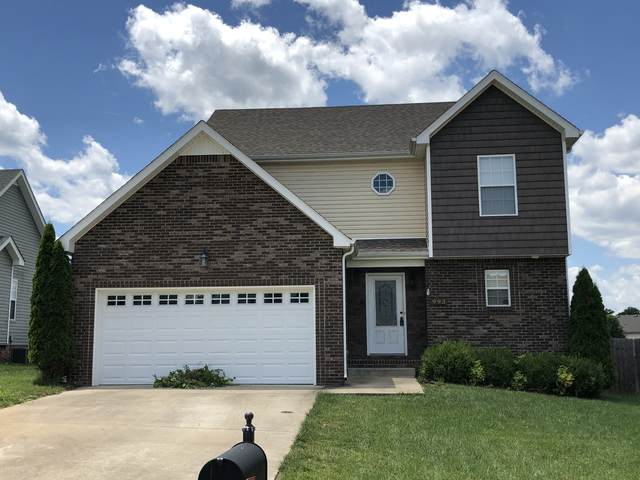 993 Dwight Eisenhower Way, Clarksville, TN 37042 (MLS #RTC2244186) :: The Miles Team | Compass Tennesee, LLC