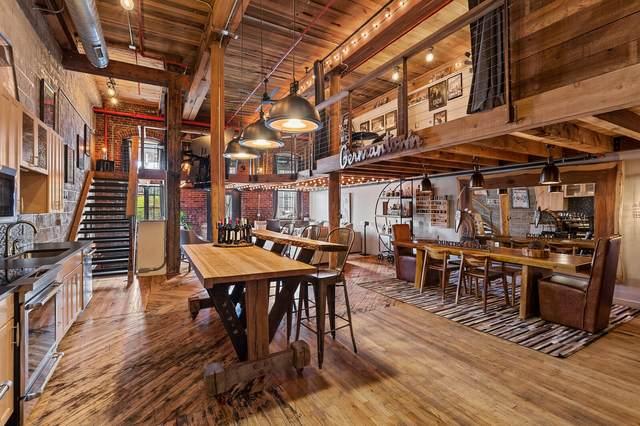 1400 Rosa L Parks Blvd #111, Nashville, TN 37208 (MLS #RTC2244213) :: Ashley Claire Real Estate - Benchmark Realty