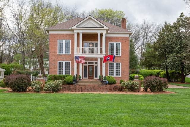 9101 E Cambridge Ct, Brentwood, TN 37027 (MLS #RTC2244215) :: Michelle Strong