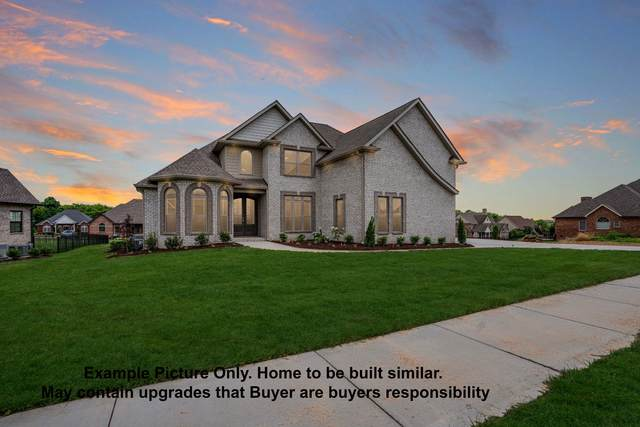 116 Hartley Hills, Clarksville, TN 37043 (MLS #RTC2244224) :: Village Real Estate