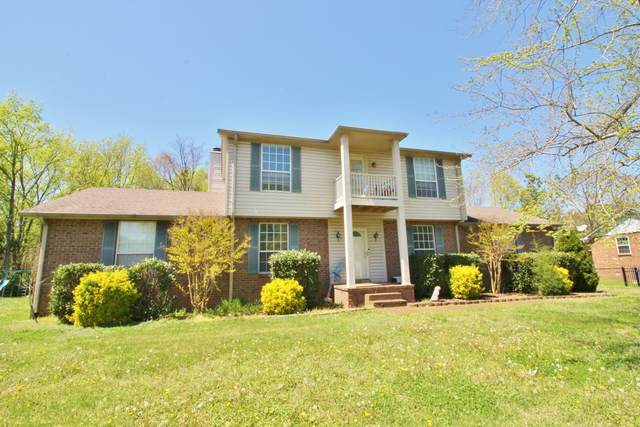 304 Clearlake Dr W, Nashville, TN 37217 (MLS #RTC2244226) :: HALO Realty