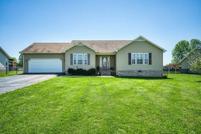 121 Saddle Dr, Sparta, TN 38583 (MLS #RTC2244323) :: Hannah Price Team