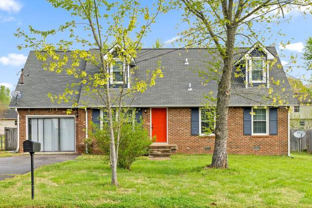 707 R S Bradley Blvd, Clarksville, TN 37042 (MLS #RTC2244354) :: Team Jackson | Bradford Real Estate