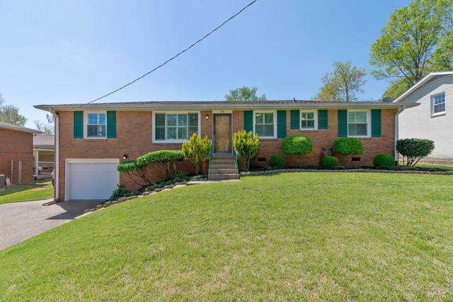 238 Bonnafield Dr, Hermitage, TN 37076 (MLS #RTC2244355) :: HALO Realty