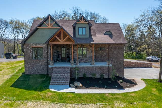 915A Dobbins Pike, Gallatin, TN 37066 (MLS #RTC2244356) :: Michelle Strong
