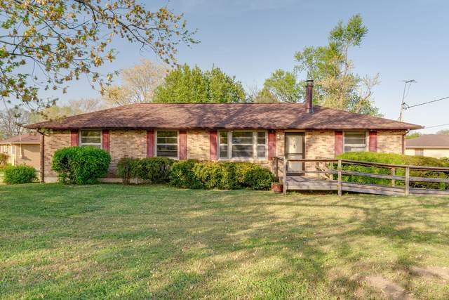 105 Bluewater Dr, Hendersonville, TN 37075 (MLS #RTC2244358) :: Team Jackson | Bradford Real Estate