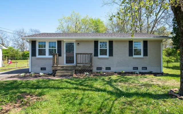 1404 Bain Dr, Madison, TN 37115 (MLS #RTC2244376) :: RE/MAX Fine Homes
