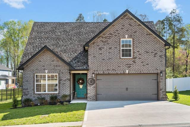 1135 Terraceside Cir, Clarksville, TN 37040 (MLS #RTC2244381) :: Exit Realty Music City