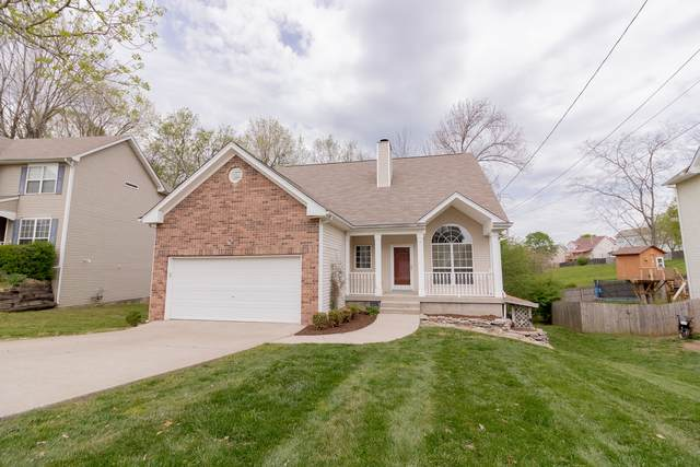 106 Wood Duck Ln, Hendersonville, TN 37075 (MLS #RTC2244472) :: Nashville on the Move
