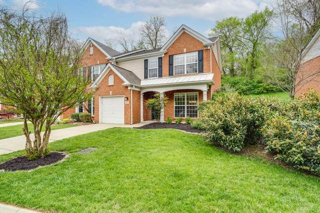 601 Old Hickory Blvd #37, Brentwood, TN 37027 (MLS #RTC2244483) :: Ashley Claire Real Estate - Benchmark Realty