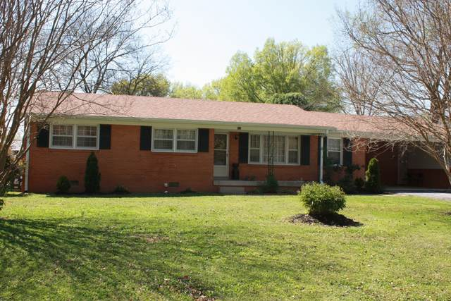 612 Woodcrest St, Lewisburg, TN 37091 (MLS #RTC2244506) :: The Miles Team | Compass Tennesee, LLC