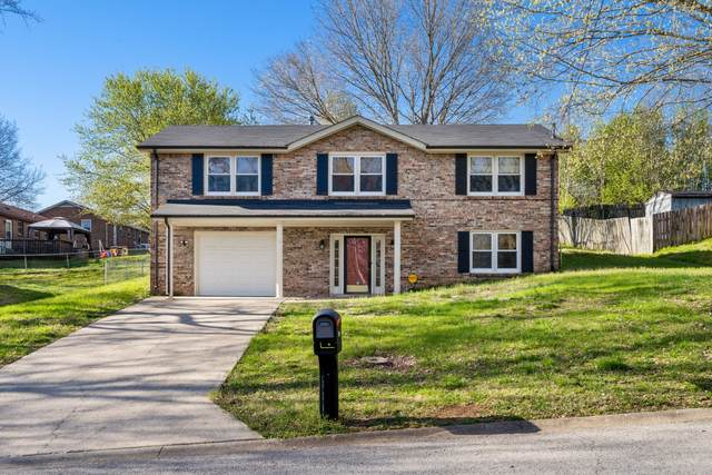 326 Meadowgreen Dr, Clarksville, TN 37040 (MLS #RTC2244535) :: The Helton Real Estate Group