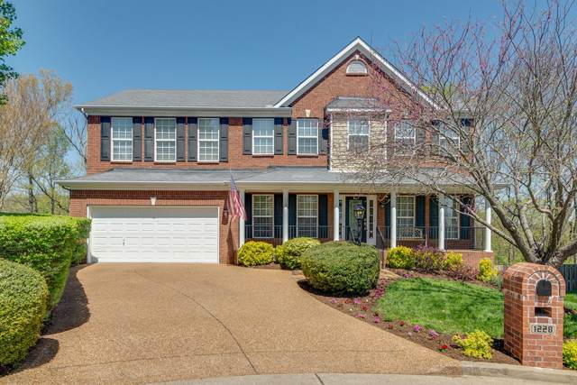 1228 Rockeford Dr, Nashville, TN 37221 (MLS #RTC2244536) :: The Milam Group at Fridrich & Clark Realty