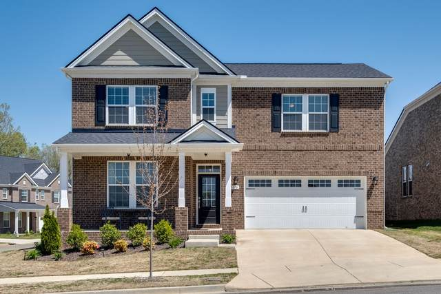 5076 Sunflower Ln, Hermitage, TN 37076 (MLS #RTC2244552) :: Christian Black Team
