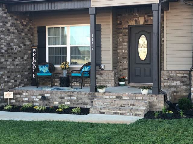 1159 Terraceside Cir, Clarksville, TN 37040 (MLS #RTC2244582) :: Nashville Home Guru