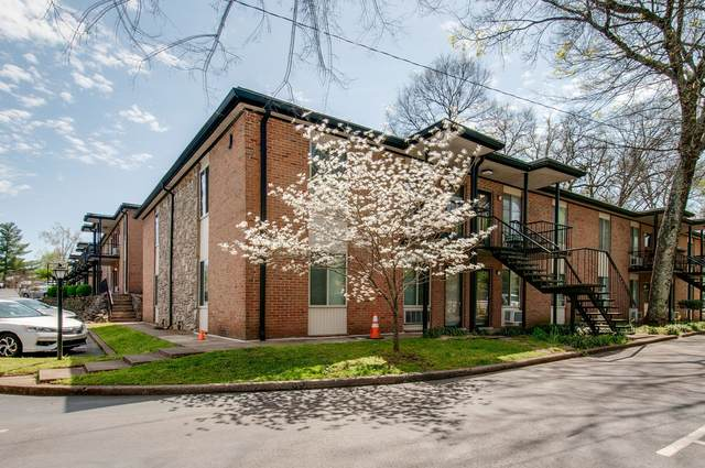 2601 Hillsboro Pike J13, Nashville, TN 37212 (MLS #RTC2244586) :: Morrell Property Collective | Compass RE