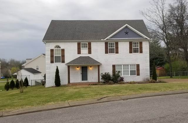 562 Hillside Ln, Gallatin, TN 37066 (MLS #RTC2244588) :: Ashley Claire Real Estate - Benchmark Realty