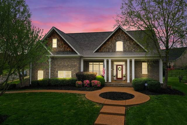 1046 St Hubbins Dr, Spring Hill, TN 37174 (MLS #RTC2244597) :: Ashley Claire Real Estate - Benchmark Realty