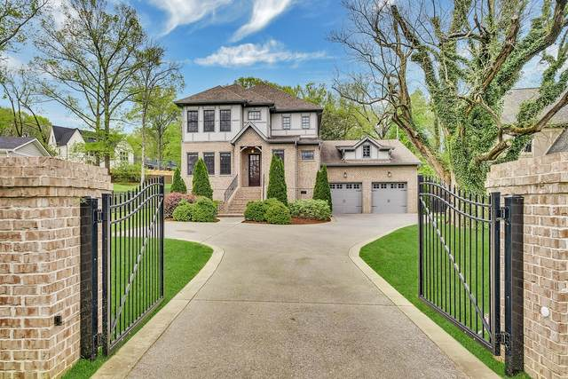 4411 Lone Oak Rd, Nashville, TN 37215 (MLS #RTC2244617) :: The Miles Team | Compass Tennesee, LLC