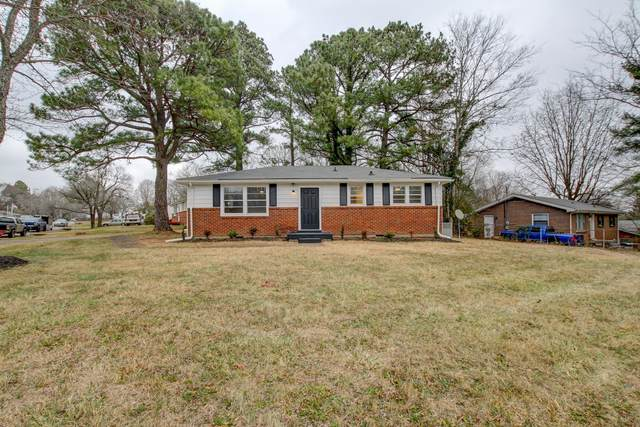 829 Country Club Dr, Clarksville, TN 37043 (MLS #RTC2244620) :: Village Real Estate