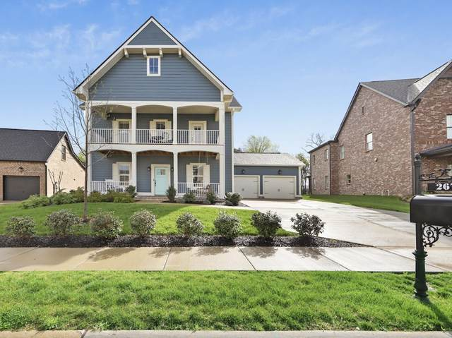 267 Croft Way, Mount Juliet, TN 37122 (MLS #RTC2244636) :: The DANIEL Team | Reliant Realty ERA