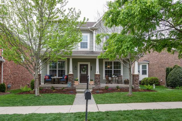 306 Tippecanoe Dr, Franklin, TN 37067 (MLS #RTC2244670) :: Felts Partners