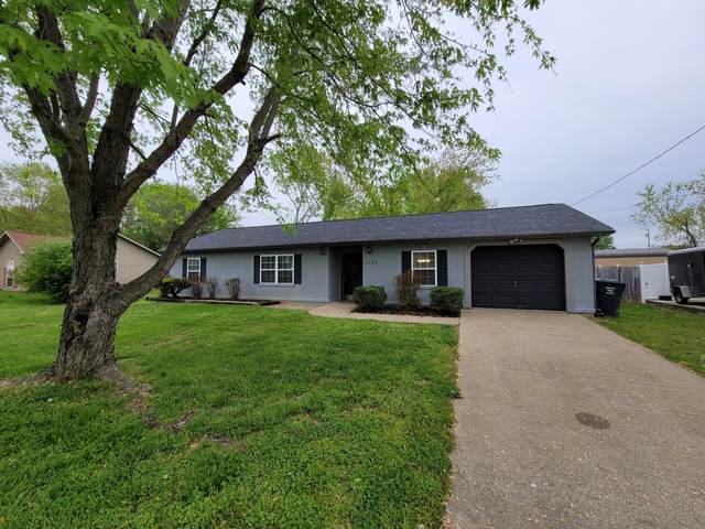 1168 Patton Pl, Oak Grove, KY 42262 (MLS #RTC2244676) :: Live Nashville Realty