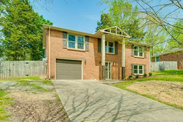 345 Greenleaf Ln, Clarksville, TN 37040 (MLS #RTC2244837) :: Cory Real Estate Services