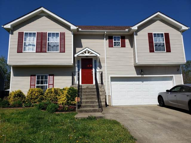 1401 Mutual Dr, Clarksville, TN 37042 (MLS #RTC2244860) :: Armstrong Real Estate