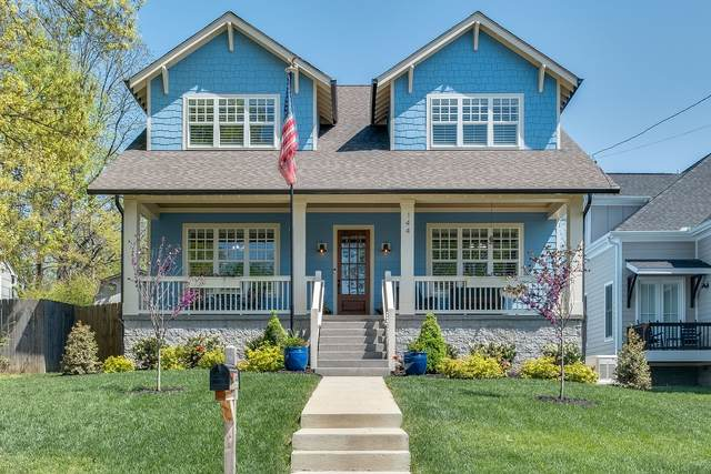 144 39th Ave N, Nashville, TN 37209 (MLS #RTC2244883) :: Trevor W. Mitchell Real Estate