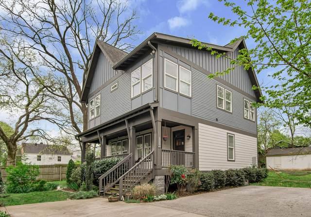 1614B Marsden Ave, Nashville, TN 37216 (MLS #RTC2244891) :: Trevor W. Mitchell Real Estate