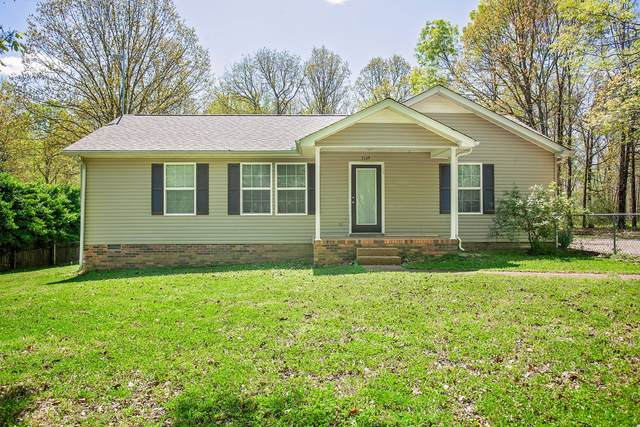 8451 Oak Springs Rd, Nunnelly, TN 37137 (MLS #RTC2244912) :: FYKES Realty Group