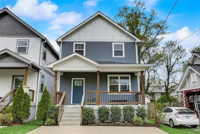 1014A Burchwood, Nashville, TN 37216 (MLS #RTC2244929) :: Kenny Stephens Team