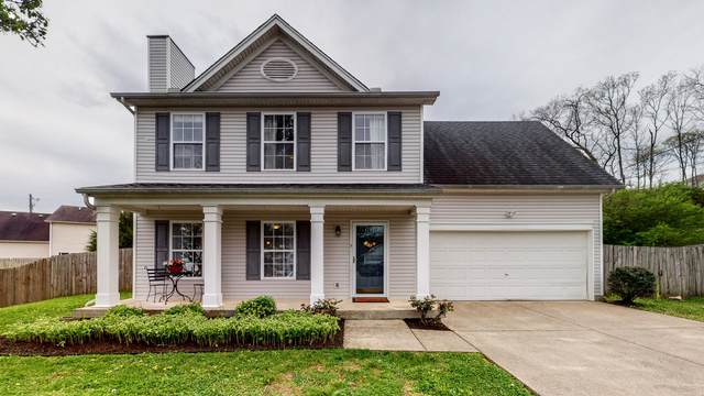 809 Garrett Way Ct, Antioch, TN 37013 (MLS #RTC2244988) :: The DANIEL Team | Reliant Realty ERA