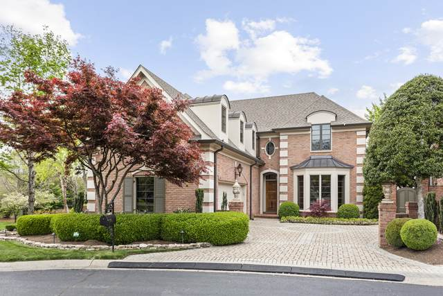 414 Prestwick Ct, Nashville, TN 37205 (MLS #RTC2245044) :: Trevor W. Mitchell Real Estate
