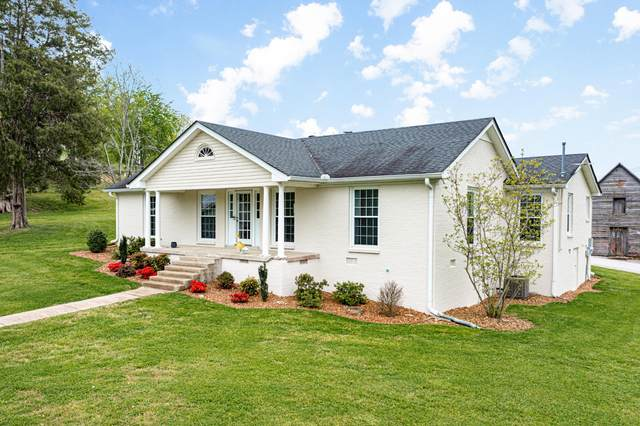 4861 Bethesda Rd, Thompsons Station, TN 37179 (MLS #RTC2245045) :: Village Real Estate