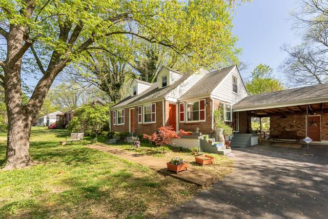 1433 Janie Ave, Nashville, TN 37216 (MLS #RTC2245050) :: DeSelms Real Estate