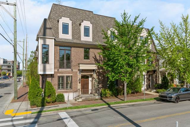 1236 5th Ave N, Nashville, TN 37208 (MLS #RTC2245077) :: Felts Partners