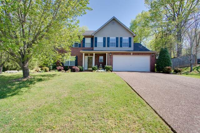 1605 Eagle Trace Dr, Mount Juliet, TN 37122 (MLS #RTC2245094) :: Ashley Claire Real Estate - Benchmark Realty