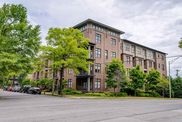 1706 18th Avenue S #412, Nashville, TN 37212 (MLS #RTC2245101) :: The Milam Group at Fridrich & Clark Realty