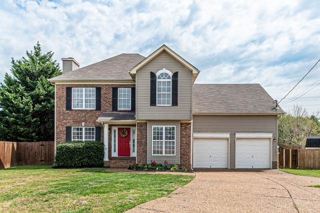 203 Stonemeade Ct, Mount Juliet, TN 37122 (MLS #RTC2245130) :: The DANIEL Team | Reliant Realty ERA