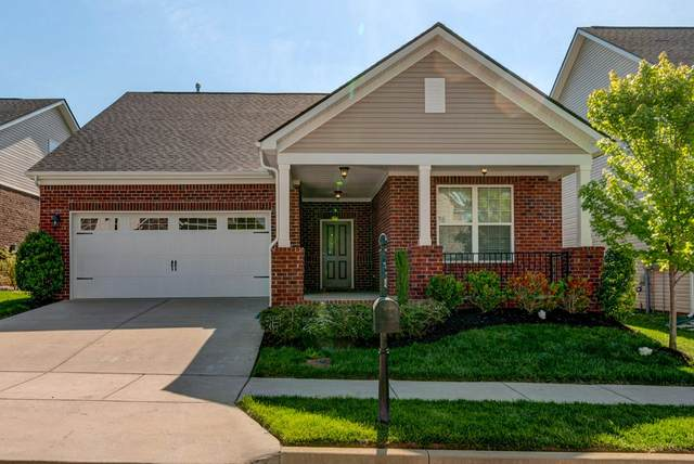 2872 Whitebirch Dr, Hermitage, TN 37076 (MLS #RTC2245168) :: Ashley Claire Real Estate - Benchmark Realty