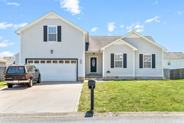 1329 Loren Circle, Clarksville, TN 37042 (MLS #RTC2245193) :: Felts Partners