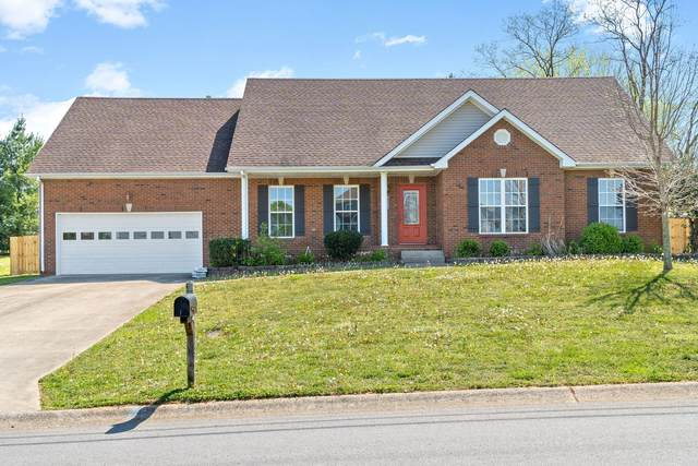1142 Thornberry Dr, Clarksville, TN 37043 (MLS #RTC2245279) :: Real Estate Works