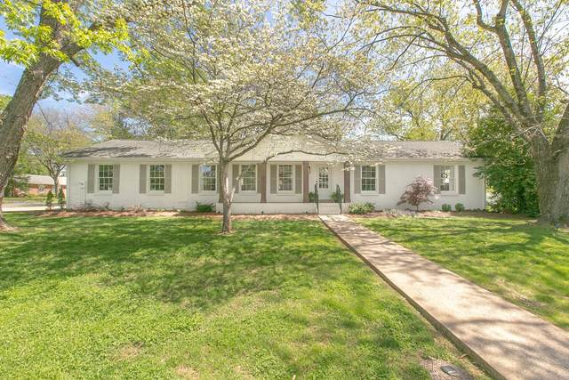 1807 Kings Court, Murfreesboro, TN 37129 (MLS #RTC2245283) :: Team Wilson Real Estate Partners